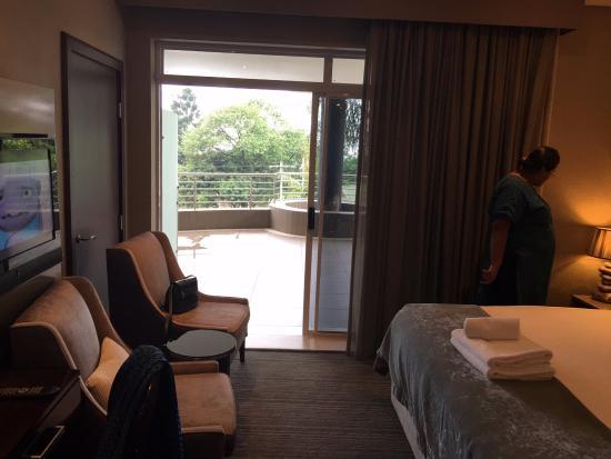 Bilde fra Coastlands Musgrave Hotel
