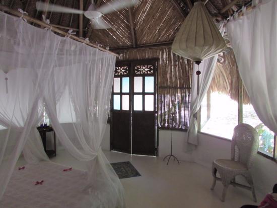 Playa Koralia: Habitación