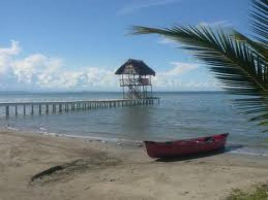 Hotel Salvador Gaviota : Playa