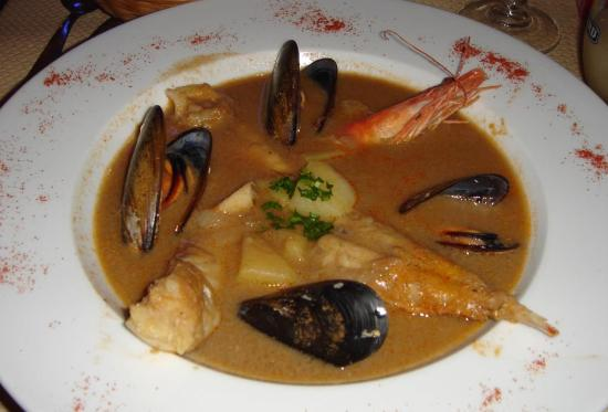 Bouillabaisse picture of le restaurant lmb marseille marseille tripadvisor - Restaurant bouillabaisse marseille vieux port ...