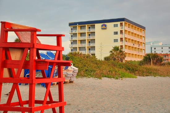 Photo of Best Western Ocean Beach Hotel & Suites Cocoa Beach