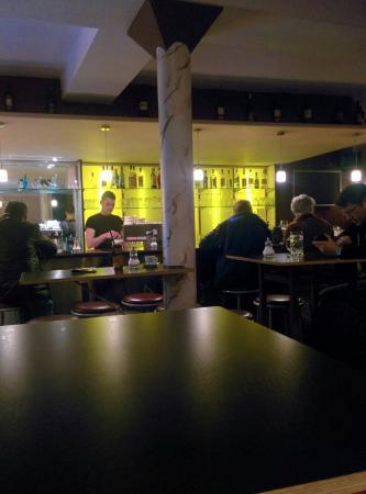 Centro Bar: Michi, der beste Kellner..