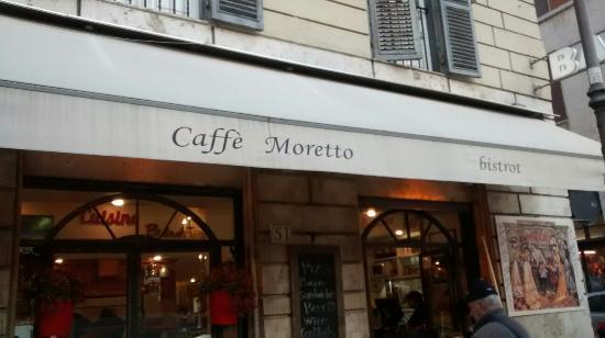Caffe Moretto