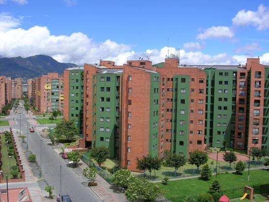 Ciudad salitre oriental picture of ciudad salitre for Barrio ciudad jardin bogota