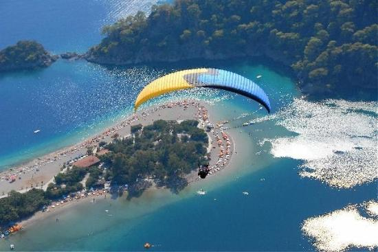 Ölüdeniz - Picture of Blue Lagoon (Oludeniz Beach ...