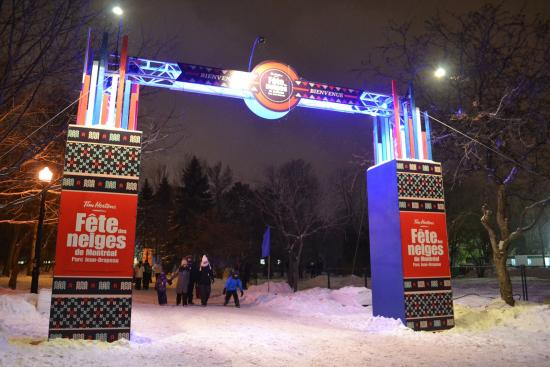 Montreal, Canadá: Fête des Neiges