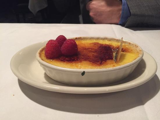 Morton's The Steakhouse - Pittsburgh: Creme Brûlée