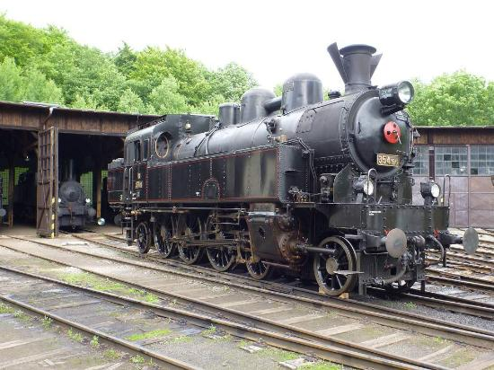 Czech Railways Museum