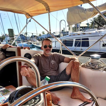 Key West Sailing Adventure: Chillin' in the Marina