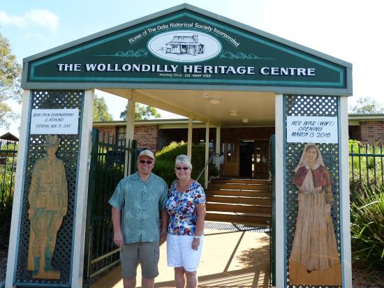 ‪The Wollondilly Heritage Centre‬