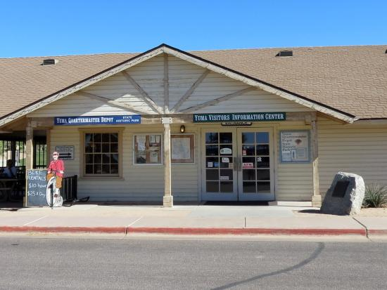 ‪Yuma Visitor Information Center‬