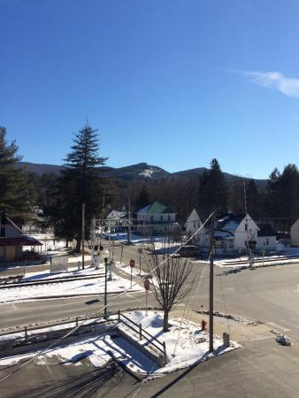 Cranmore Inn: Great view!