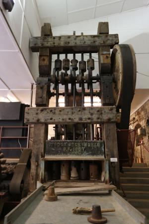 Grass Valley, Kalifornien: Stamp Mill