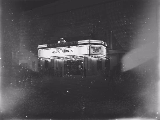 The Murat Theatre at the Old National Centre : Glass Animals at The Old National Centre