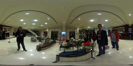 hotel center en badajoz: