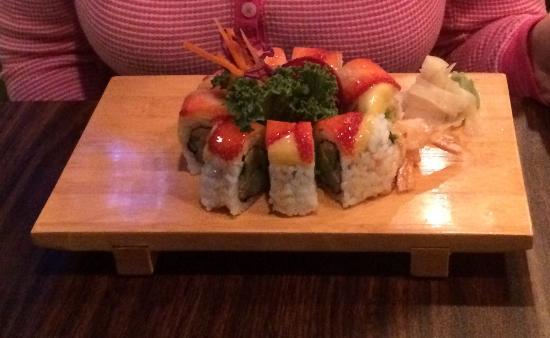 Swampscott, MA: Tropical Sushi