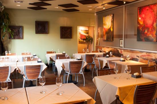 Old Vine Cafe: The Dining Room