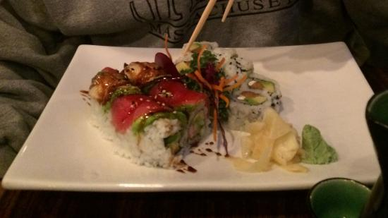 Swampscott, MA: Philly Roll and Beauty and the Beast Roll
