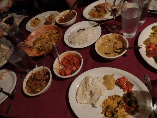 many Kinds Of Curry Rice Fried Rice And So On