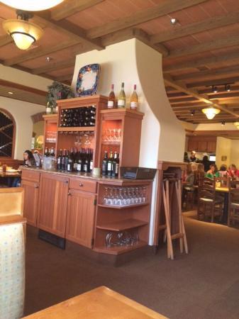 Inside the restaurant - Picture of Olive Garden, Vero Beach