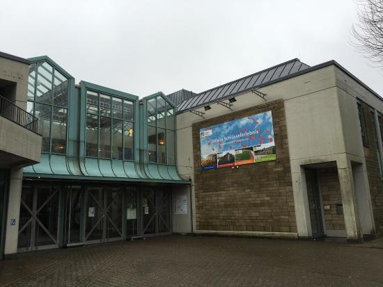 Velbert, Jerman: Von außen unscheinbar aber von innen super.