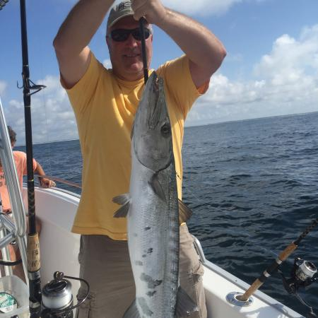 All Jack'd Up Charters: Just another day at the office.