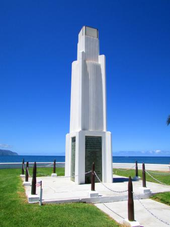 Haleiwa Beach Park War Memorial