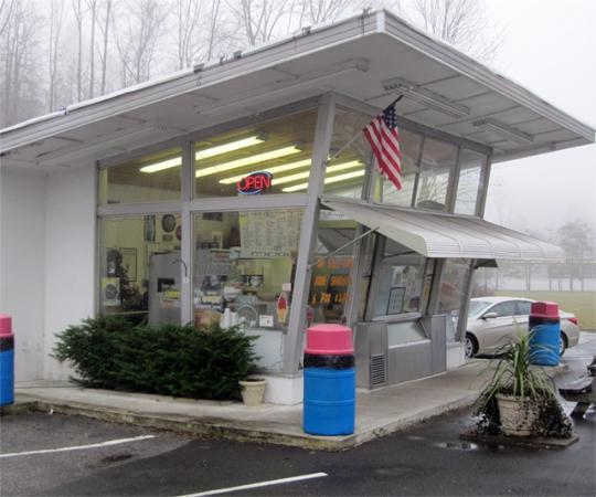 The Ridgefield Ice Cream Shop Menu Picture Of Ridgefield