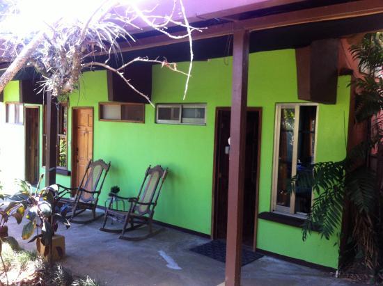 Villa Pacande Bed & Breakfast: habitaciones