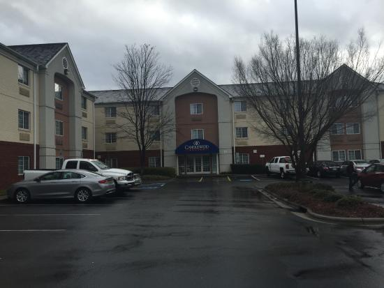 Candlewood Suites Huntersville Photo