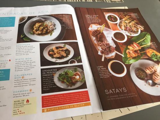 Menu like a magazine beautiful photos fotograf a de wok for 328 chinese cuisine menu