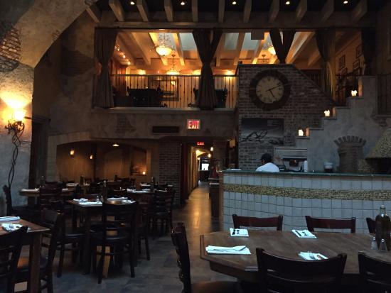Dining Area Picture Of Zero Otto Nove Bronx Tripadvisor