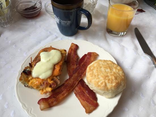 Foto de The Dinsmore House Bed & Breakfast