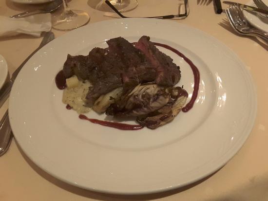 Verdicchio Ristorante   Enoteca: Steak