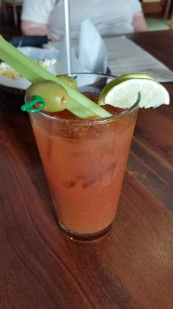 Heron's Glen: bloody mary