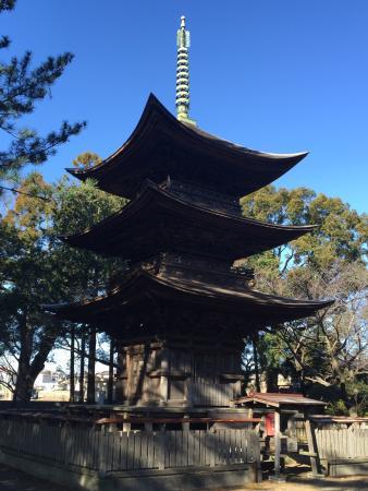 Sanmyoji Temple