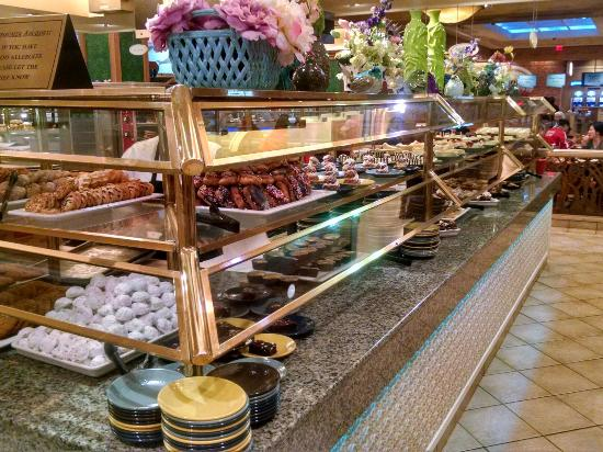 Barona casino buffet address