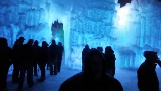Marvelous Ice Castles Lincoln Nh Picture Of Gilcrest Cottages And Home Remodeling Inspirations Basidirectenergyitoicom