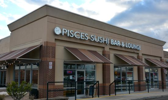 ‪Pisces Sushi Bar & Lounge‬