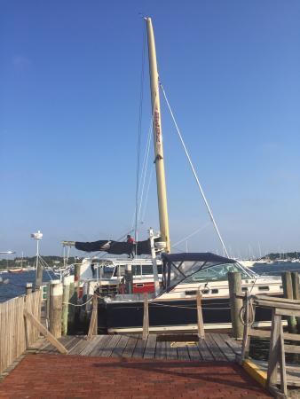 Mad Max Sailing