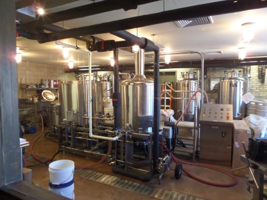 Robin Hood Brewing Co. : Brewery