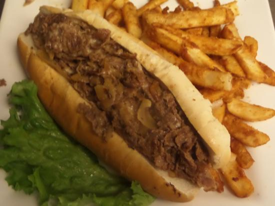 Robin Hood Brewing Co. : Philly Cheesesteak