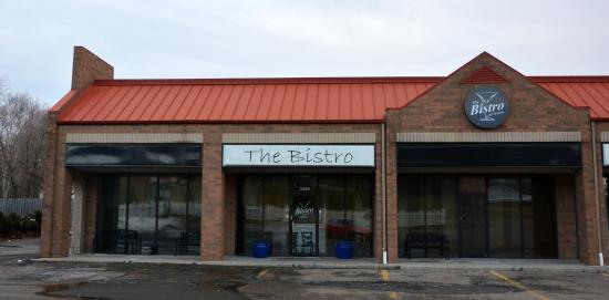 The Bistro of Green : Front Entrance