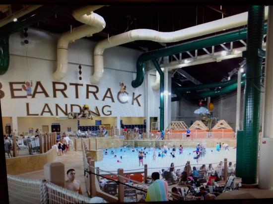 Great Wolf Lodge Southern California / Garden Grove: Wave Pool