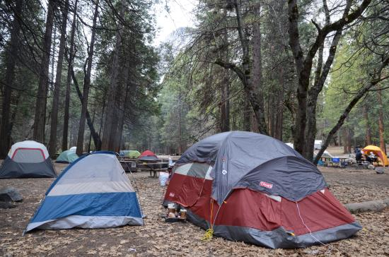 Camp 4 : Campground
