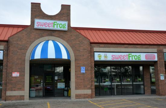 Sweet Frog Green
