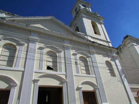 Our Lady Candelaria Church: Fachada da Igreja