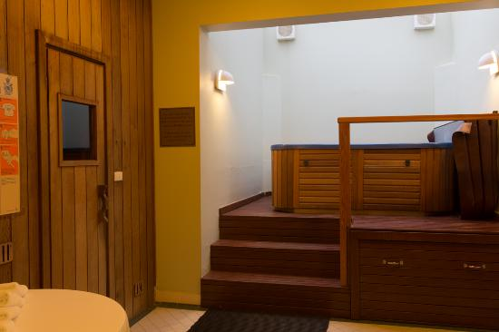 Maison Sauna spa and sauna - picture of la maison boutique hotel, katoomba