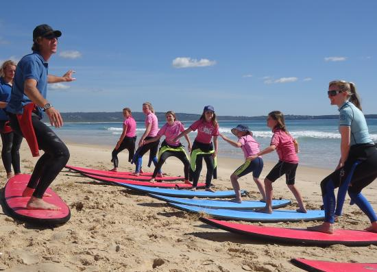 Tathra, Australia: Group Lessons or Personalised