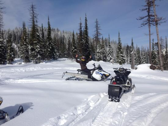 Whitefish Marine & Powersports: Out on the Mountain!